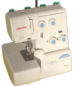 Janome 8002DG Overlocker OFFER