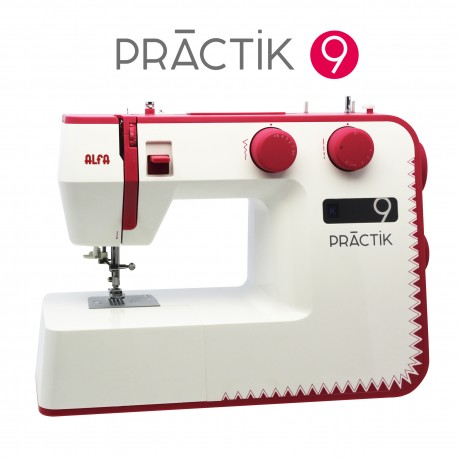 ALFA PRACKTIK 9 SEWING MACHINE