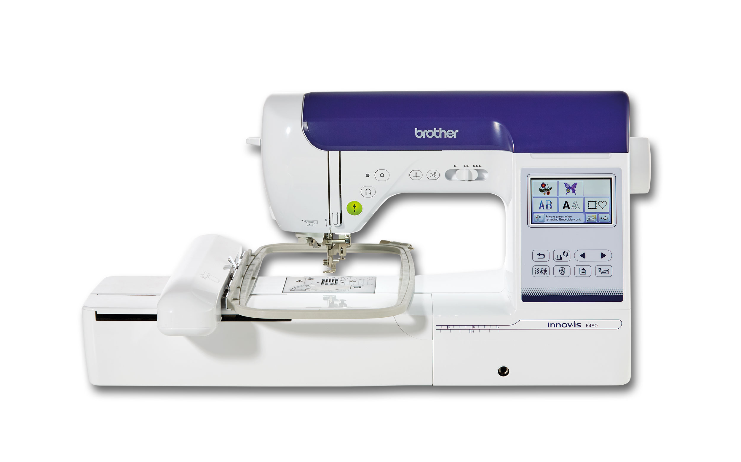Brother innov-is F480 Sewing & Embroidery Machine