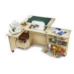 2022 Maxi Eclipse Sewing Machine Cabinet