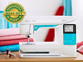 Husqvarna Opal 650 Sewing Machine