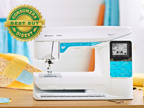 Husqvarna Opal 670 Sewing Machine