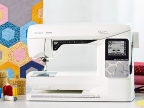 Husqvarna Opal 690Q Sewing Machine