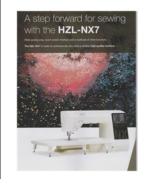 Juki HZL-NX7 Sewing Machine OFFER