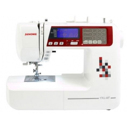 Janome TXL607 Sewing Machine