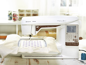 Husqvarna Topaz 25 Sewing & Embroidery Machine OFFER