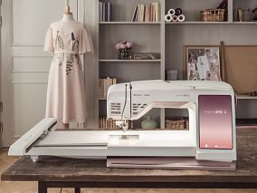 Husqvarna Designer EPIC 2 Sewing & Embroidery Machine NEW