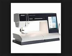Pfaff Creative Vision 5.5 Sewing & Embroidery Machine
