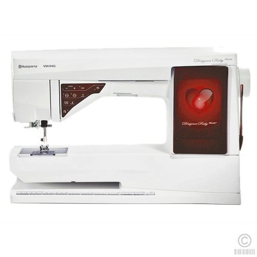 Husqvarna Ruby Deluxe Sewing & Embroidery Machine